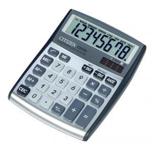 Kalkulačka Citizen CDC-80WB strieborná