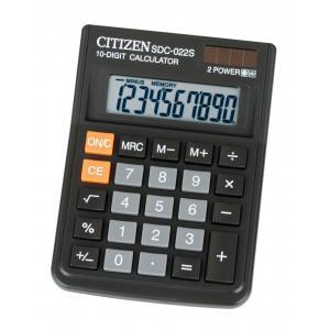 Kalkulačka Citizen SDC-022S