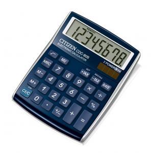 Kalkulačka Citizen CDC-80BLWB modrá