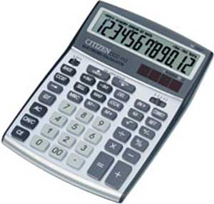 Kalkulačka Citizen CCC-112