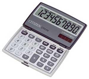 Kalkulačka Citizen CTC-110