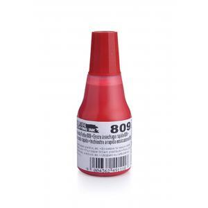 Pečiatková farba Colop 809 rýchloschnúca červená
