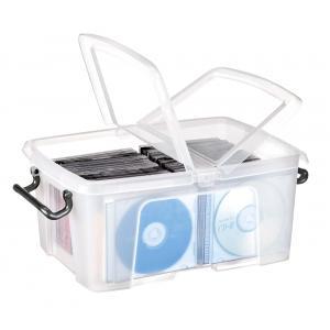 Plastový box s vekom 12l