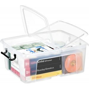 Plastový box s vekom 24l