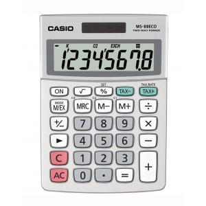 Kalkulačka Casio MS-88ECO