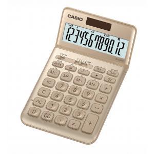 Kalkulačka Casio JW-200SC GD zlatá