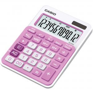 Kalkulačka CASIO MS-20NC svetlo ružová