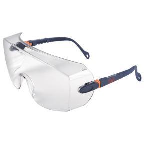 Ochranné krycie okuliare 3M 2800, číry zorník