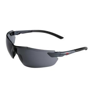 Ochranné krycie okuliare 3M 2821, tmavý zorník