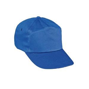Čiapka baseballová LEO kráľovská modrá
