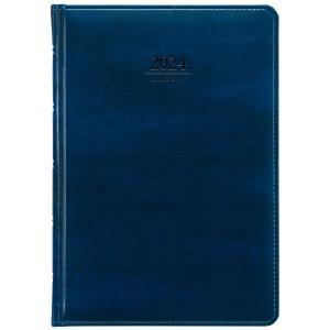 Diár Atlas denný modrý 2022