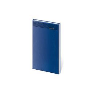 Diár Gommato týždenný vreckový modrý 2021