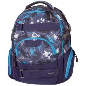 Školský batoh panske motivy