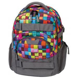 Školský ruksak Donau Blocks