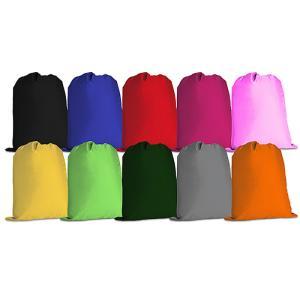 Vrecko na prezuvky jednofarebné mix f. 20ks