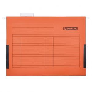 Závesný obal DONAU s bočnicami oranžový