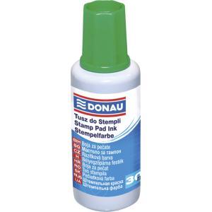 Pečiatková farba DONAU zelená 30ml