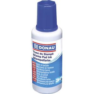 Pečiatková farba DONAU modrá 30ml