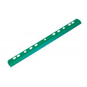 Lišta DONAU s perforáciou 1-60 zelená