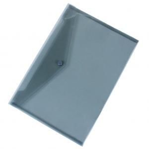 Plastový obal A4 s cvočkom DONAU dymový