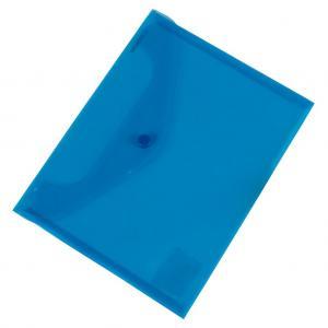 Plastový obal C5 modrý Donau