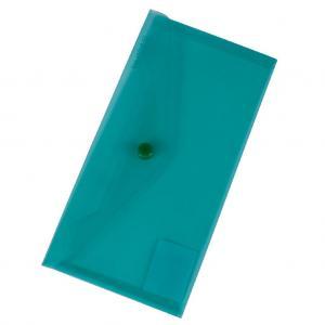Plastový obal DL zelený Donau (KP236500)