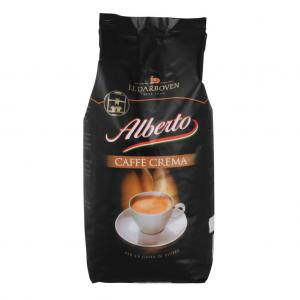 Káva Alberto CAFFÉ CREMA zrnková 1kg