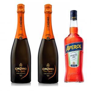 Aperol 11%  Prosecco 1,45l