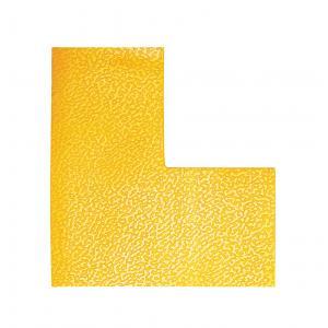 Podlahové značenie _L_ žlté 10ks
