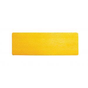 Podlahové značenie PRÚŽOK žlté 10ks