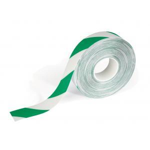 Vyznačovacia páska DURALINE STRONG 2 COLOUR zeleno-biela 50mm x 30m