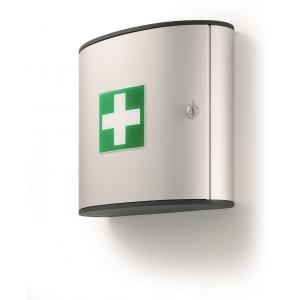 Lekárnička s 2 priehradkami DURABLE FIRST AID BOX M bez náplne
