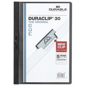 DURACLIP Original 30 čierny