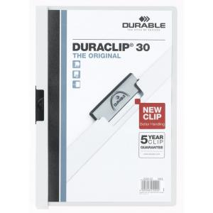 DURACLIP Original 30 biely