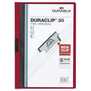 DURACLIP Original 30 bordový