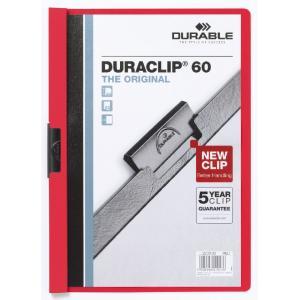 DURACLIP Original 60 červený