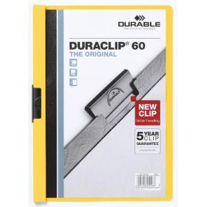 DURACLIP Original 60 žltý