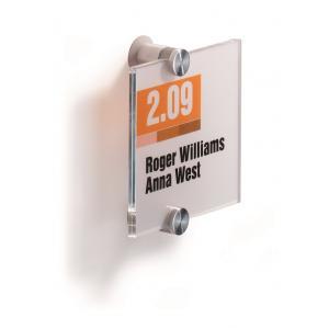Informačná tabuľka Crystal Sign 105x105 mm