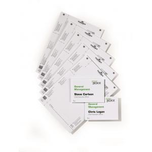 Náhradné kartičky pre Click Sign,Info Sign - 149x105,5 mm