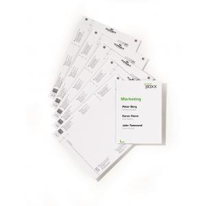 Papierový štítok pre Click Sign,Info Sign - 149x210,5 mm