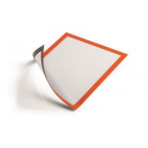 Magnetický DURAFRAME MAGNETIC A4 oranžový