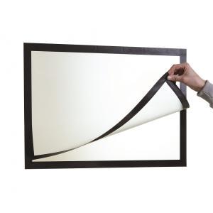 Samolepiaci Duraframe Poster A2, čierny