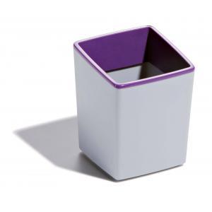 Pohárik na perá VARICOLOR fialový