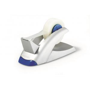 Dispenzor na lepiacu pásku VEGAS strieborný/modrý
