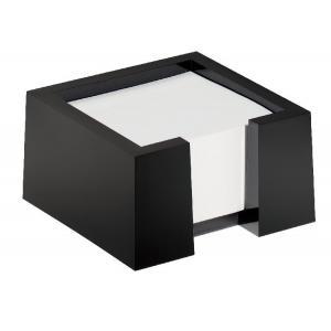 Stojan na bloky cubo čierny