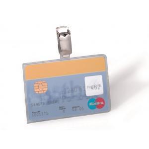 Visačka na plastovú kartu 90x54 mm 25 ks