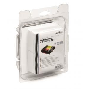 Sada na tlač DURACARD ID 300 , páska a plastové karty