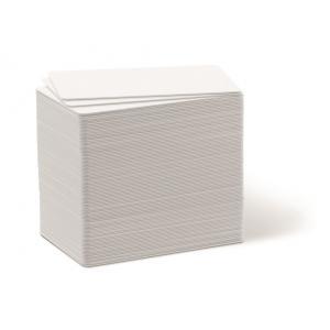 Plastové karty pre DURACARD ID 300, hrúbka 0,76mm, 53,98x86,