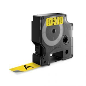 Samolepiaca páska Dymo D1 19 mm žltá/čierna