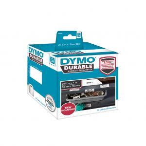 Samolepiace etikety Dymo LW 102x59mm polypropylénové s ochrannou vrstvou 50ks
